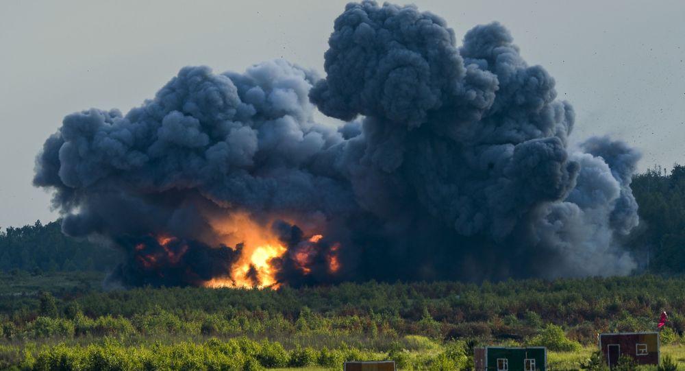 ВТурции произошел взрыв нагазопроводе