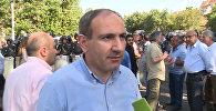 Никакого сходства с Майданом – депутат парламента Армении о протестах в Ереване