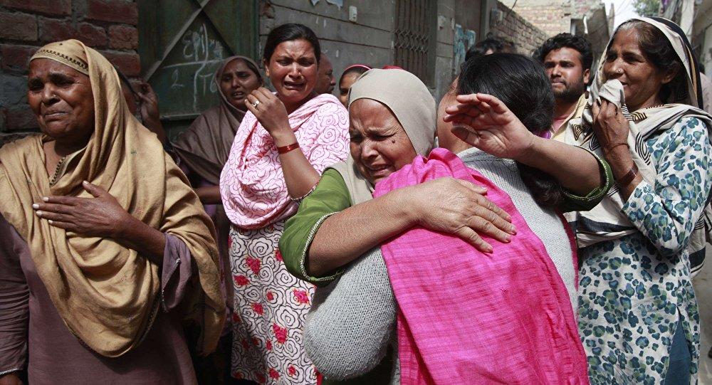 Pakistanda istidən ölənlərin sayı artır