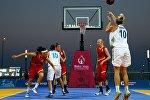 Соревнования по баскетболу - Евроигры - Женщины