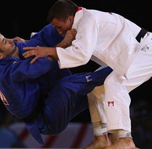 Соревнования по дзюдо - Евроигры