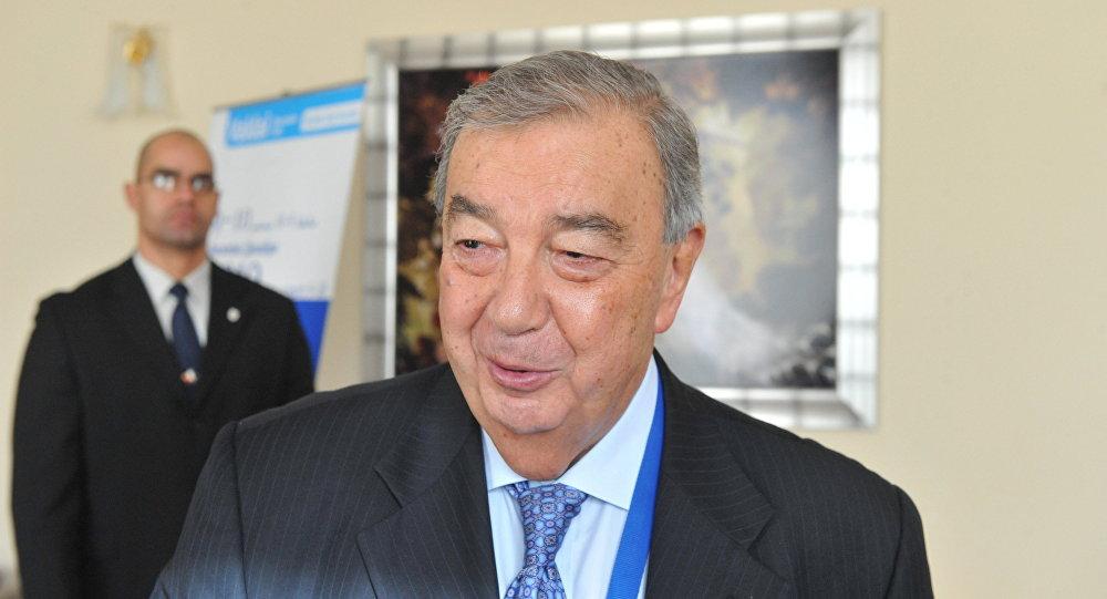 Председатель ТПП России Е. М. Примаков