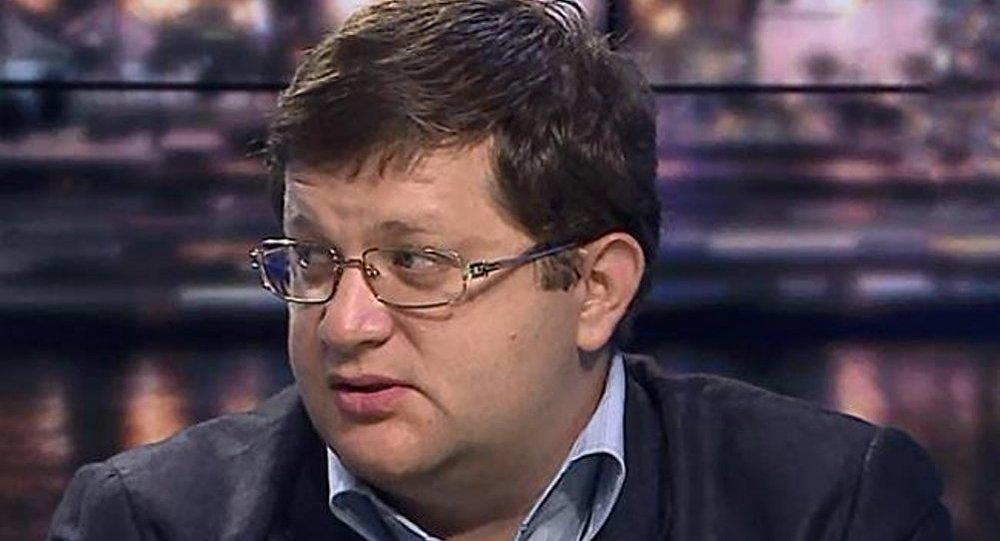 Vladimir Aryev - Ukrayna Ali Radasının deputatı