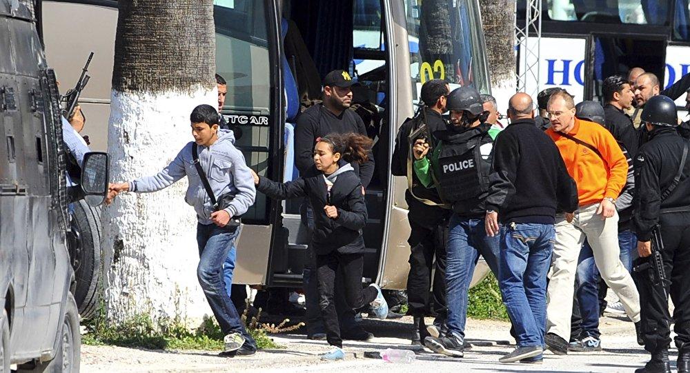 Tunisdə terror hücumu