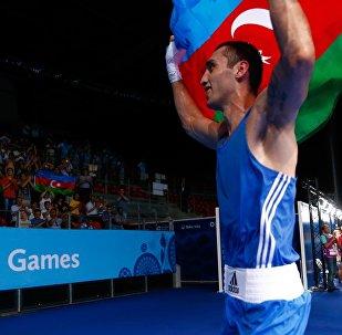 Победа азербайджанских боксеров на Евроиграх