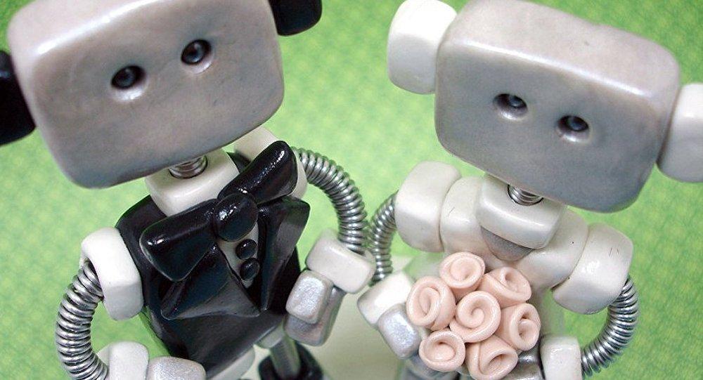 Robotların toyu
