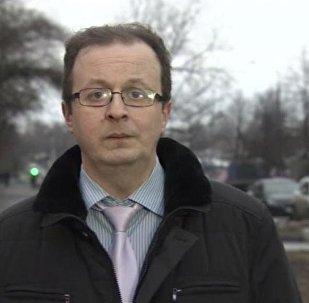 Politoloq Dmitri Babiç