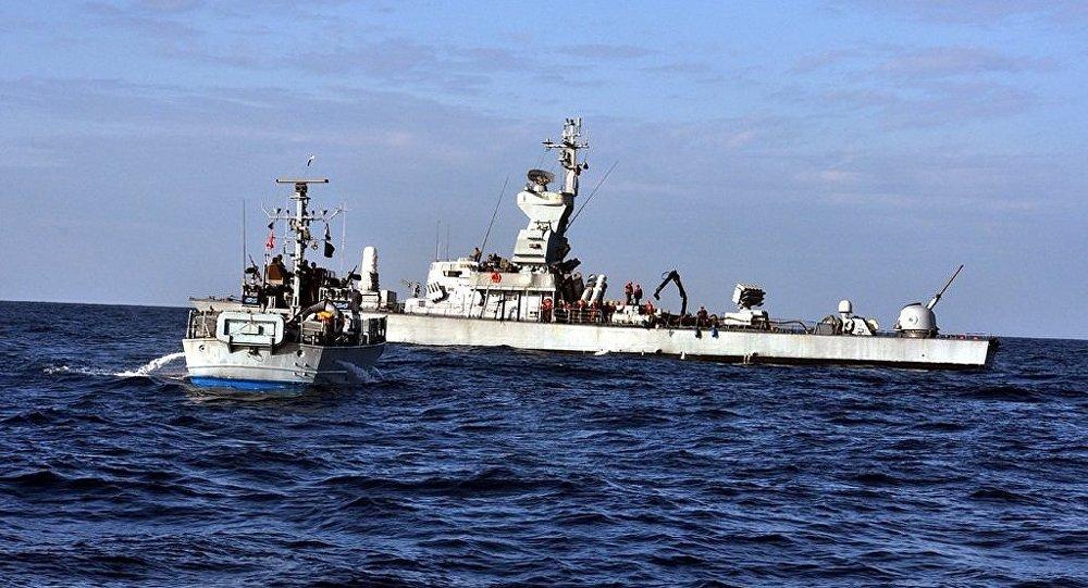 İsrail Qəzzaya yük daşıyan gəmiyə müdaxilə etdi