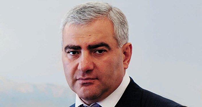 Rusiyalı biznesmen Samvel Karapetyan