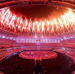 В Баку состоялась торжественная церемония закрытия первых в истории Евроигр.