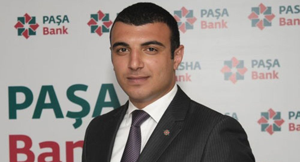 Taleh Kazımov Paşa Bank