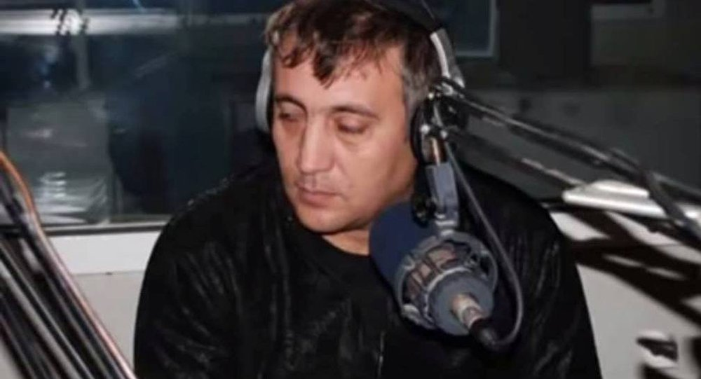 Vahid Qədim - meyxanaçı