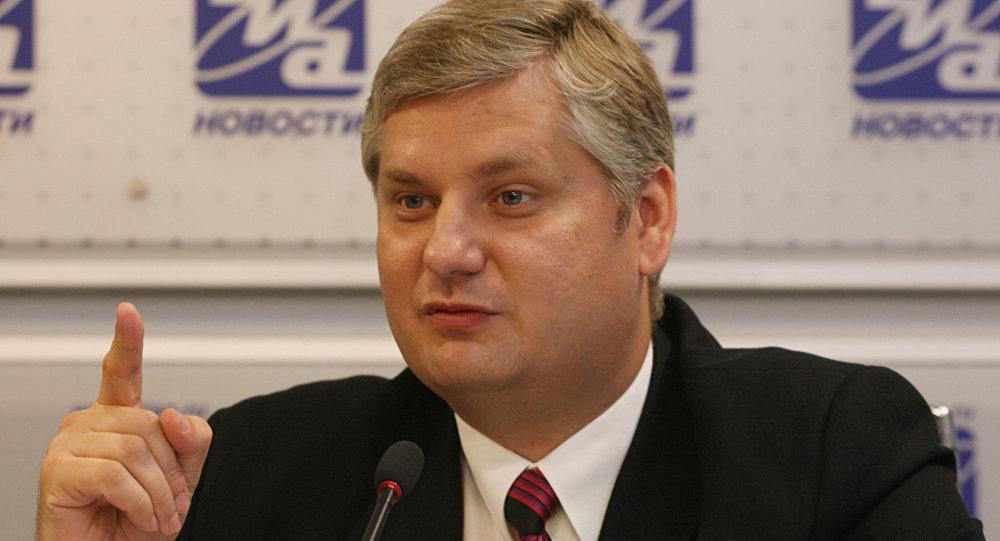 Руководитель Центра политических технологий (Россия) Сергей Маркедонов