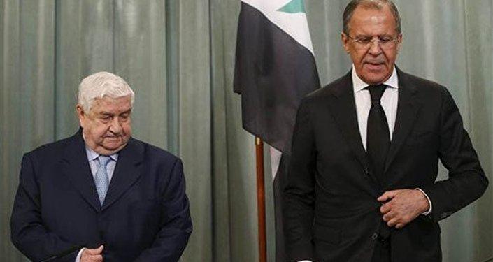 Vəlid Müəllim və Sergey Lavrov
