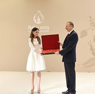Мехрибан Алиева награждена орденом «Гейдар Алиев»