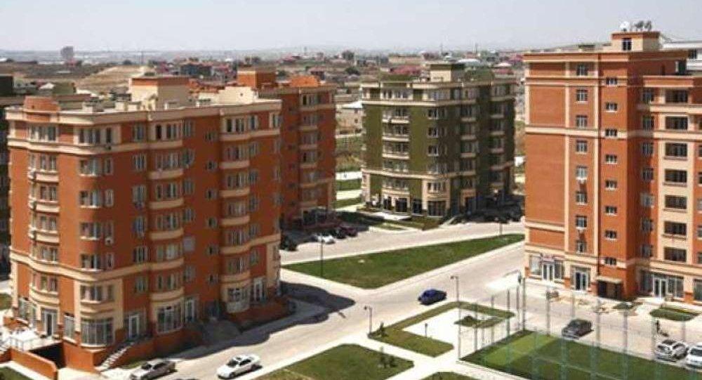 Yeni Bakı yaşayış kompleksi