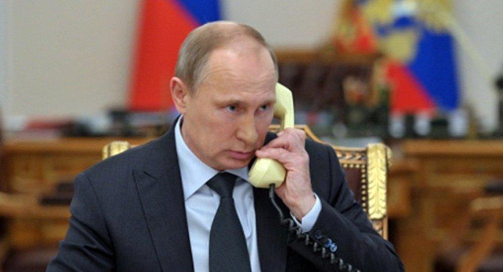 Vladimir Putin - Rusiya prezidenti