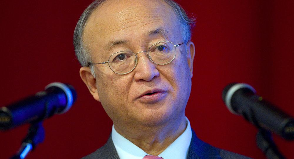 Лекция генерального директора МАГАТЭ Юкио Амано в Национальном исследовательском ядерном университете МИФИ