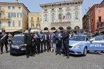 Итальянские полицейские скупают Seat Leon