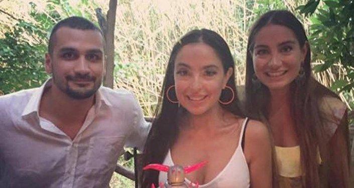 Лейла Алиева отметила свой день рождения в кругу друзей и близких.