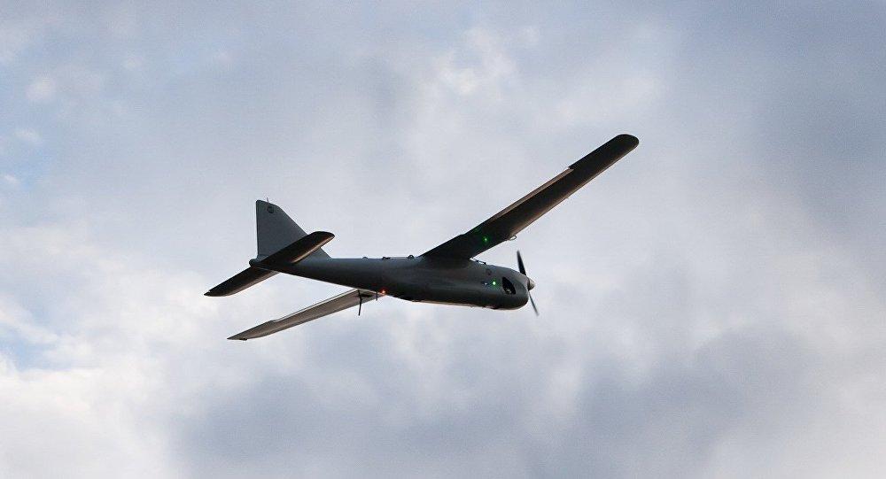 Pilotsuz uçan aparat