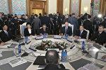 Заседание Совета  государств-членов ШОС