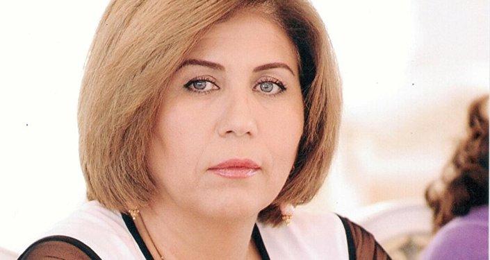 Bahar Muradova