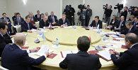 Заседание Высшего органа Таможенного союза России, Белоруссии и Казахстана на уровне глав правительств