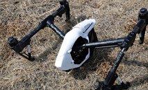 Беспилотный летательный аппарат DJI Inspire1 (Quadcopter)