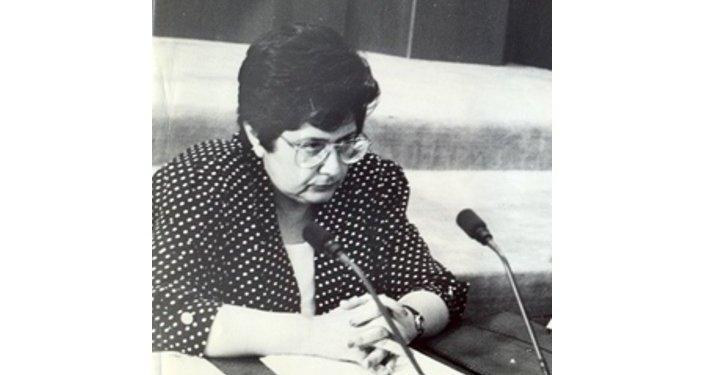 Elmira Mikayıl qızı Qafarova