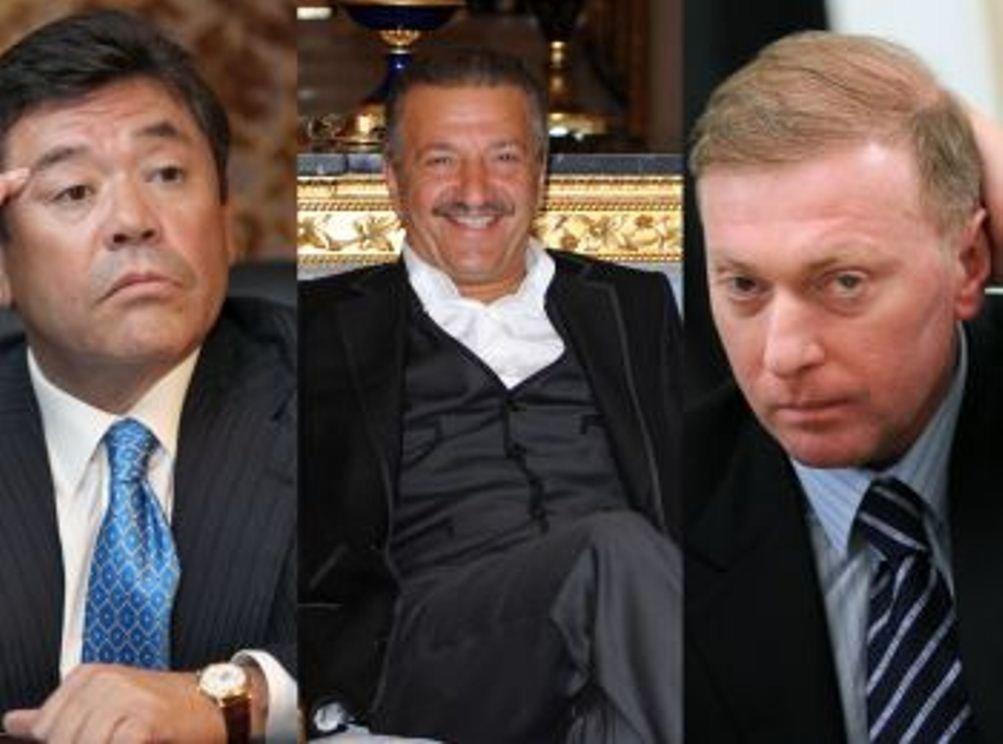 Patox Şodiyev, Telman İsmayılov və Musa Bajayev