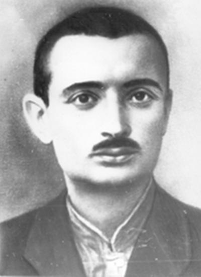 Mirzə Davud Bağır oğlu Hüseynov