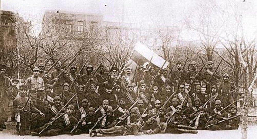 Azərbaycan Xalq Cümhuriyyətinin ordusu