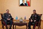 Zakir Həsənov və Saken Jasuzakov
