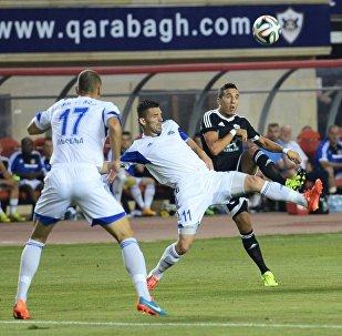 Лига чемпионов: «Карабах» (Азербайджан) - «Рудар» (Черногория)