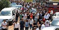 Жертвы теракта в Шанлыурфе преданы земле