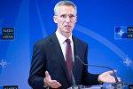 NATO-nun baş katibi Jens Stoltenberq