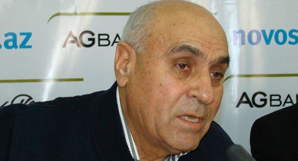 Политолог Расим Агаев