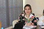 Заслуженный учитель Азербайджана Алмаз Хасрет