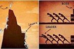 Boss və Lider