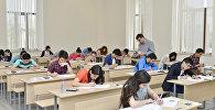 В Азербайджане проходят вступительные экзамены в военные лицеи