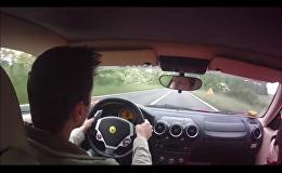 «Родились в рубашке» или как повезло тест-драйвшикам Ferrari