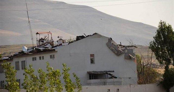 Теракт близ участка жандармерии в турецкой провинции Агры