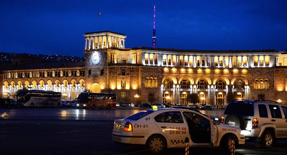 ПосольствоРФ вАрмении занимается вопросом схваченного жителя России Сергея Миронова