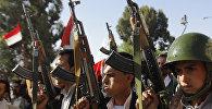 Акция протеста в Йемене