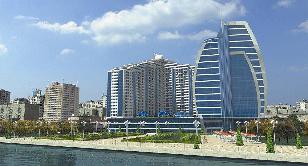 Yeni Həyat yaşayış kompleksi