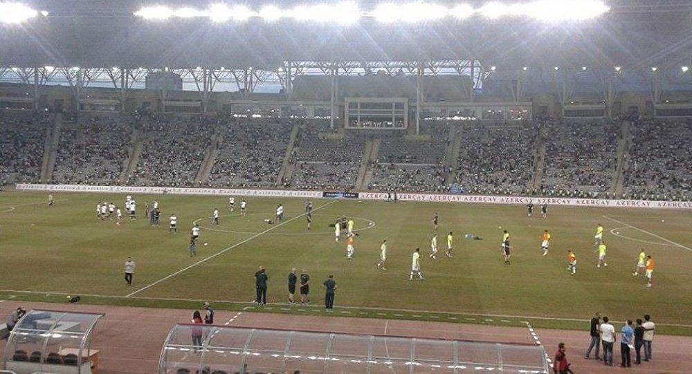 Qarabağ - Seltik oyunu