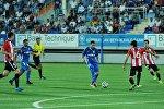 Лига Европы по футболу: азербайджанский «Интер» и испанский «Атлетико»
