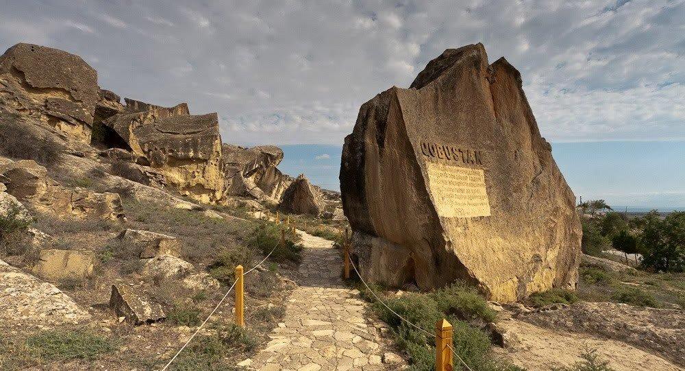 Гобустан – очаг древней культуры Азербайджана