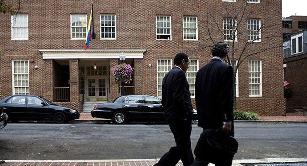 Venesueladan qovulan diplomatlar